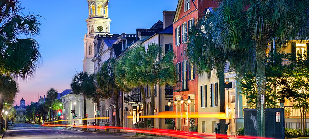 Charleston Luxury Getaway