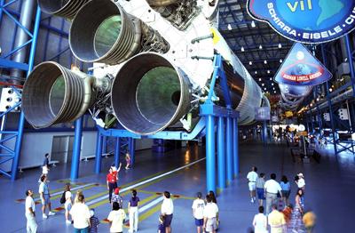 Kennedy Space Center Astronaut Advanture