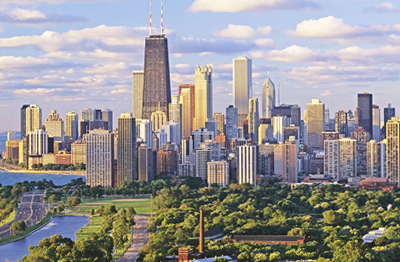 Winspire experience new york long weekend for Weekend in chicago packages